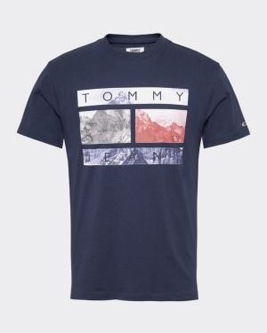 Tommy Jeans photo print tee