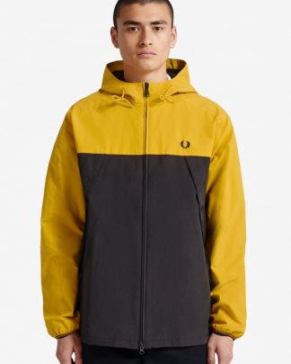 Fred Perry color-block jacket
