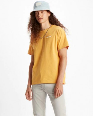 Levi's Housemark t-shirt Golden apricot