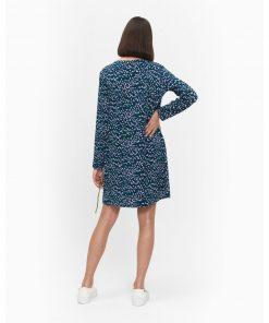 Marimekko Huokaus jersey dress
