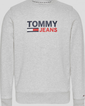 Tommy Jeans logo sweater