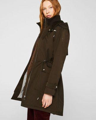 Esprit Coat Khaki