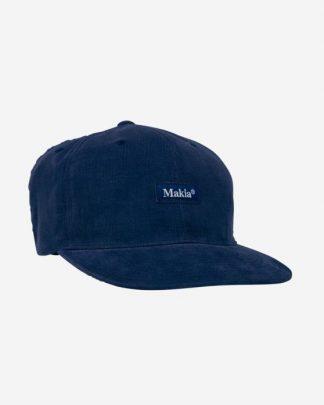 Makia corduroy cap