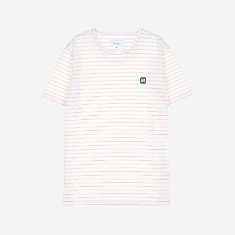 Makia Trek T-Shirt Keltainen
