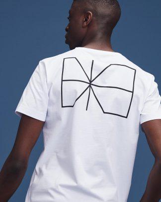 Makia Trim T-Shirt Valkoinen