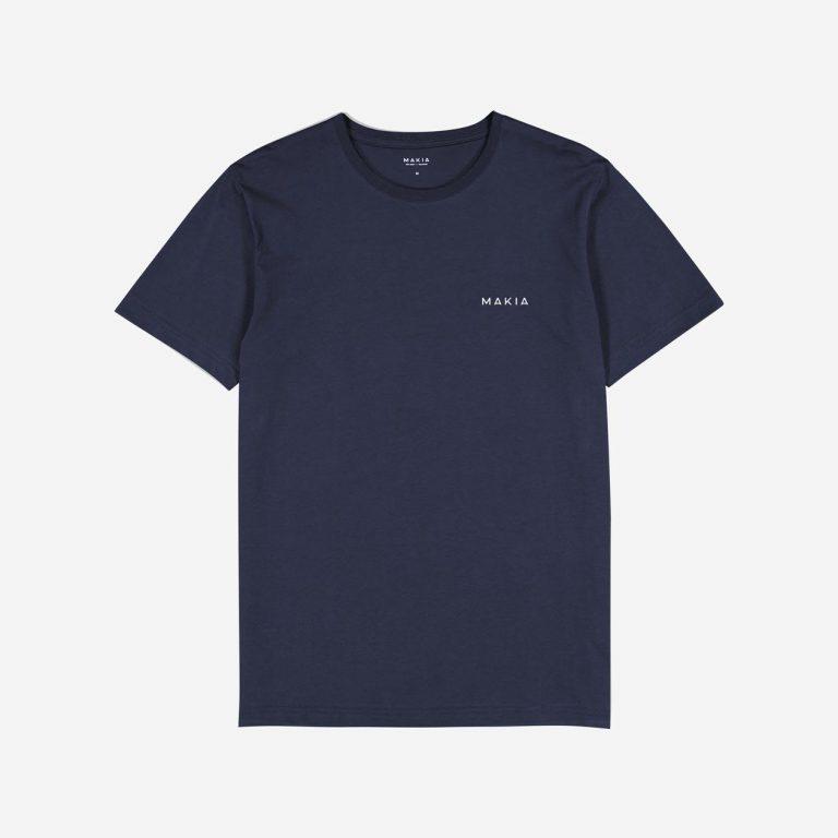 Makia Trim T-Shirt Sininen