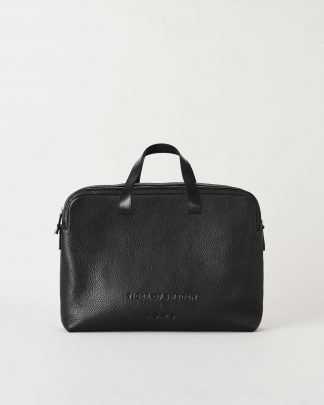 Tiger of Sweden Boden Leather Bag Musta
