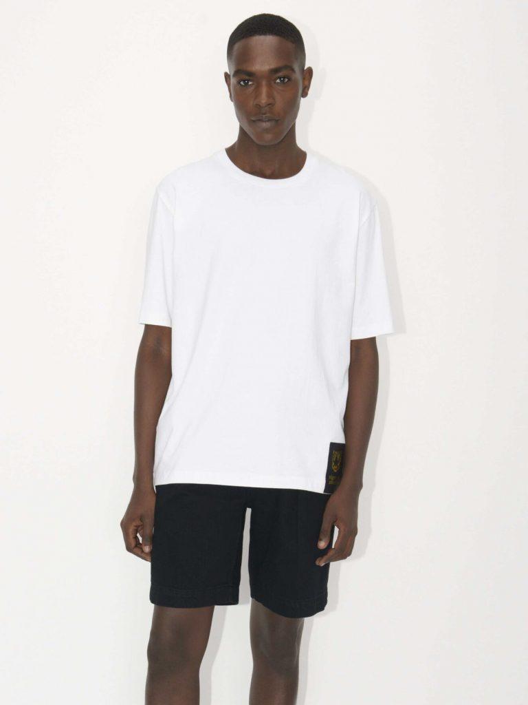 Tiger Jeans Pro T-Shirt Valkoinen