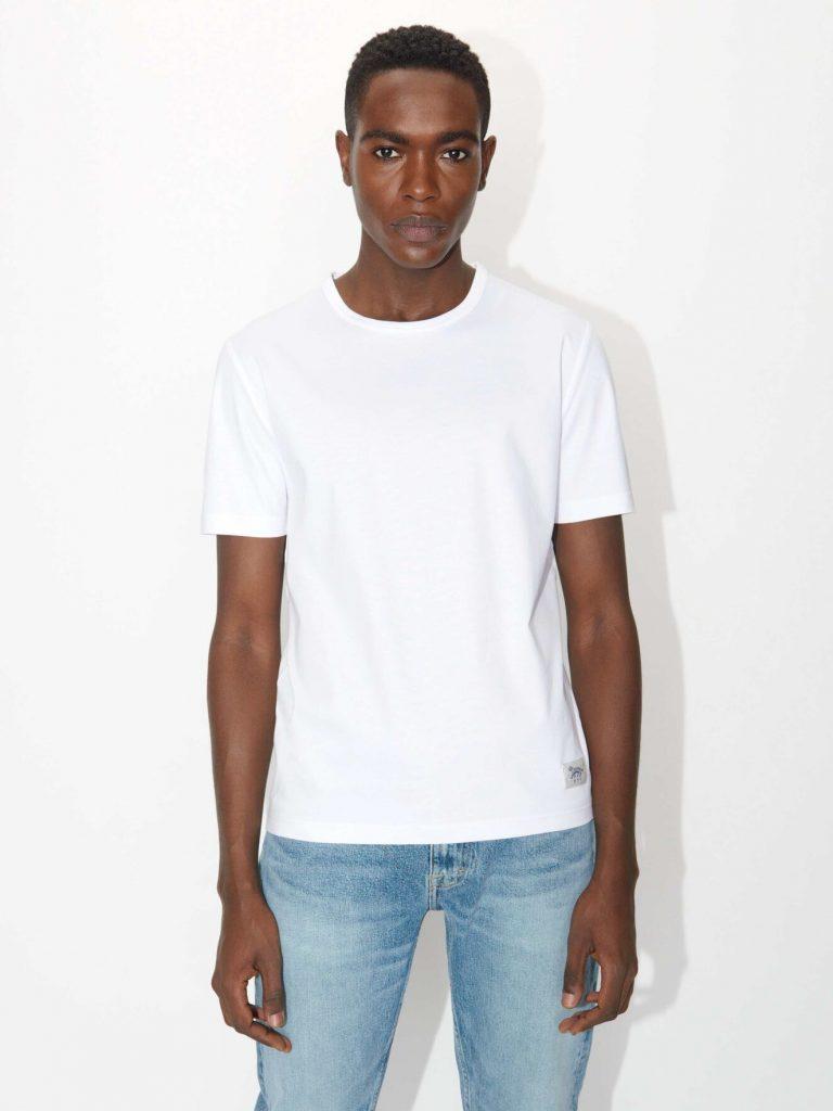 Tiger of sweden Olaf T-Shirt Valkoinen