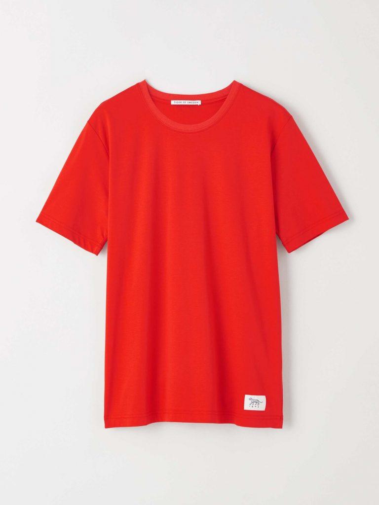 Tiger of Sweden Olaf T-Shirt Punainen