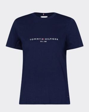 Tommy Hilfiger Essential Tee Sininen
