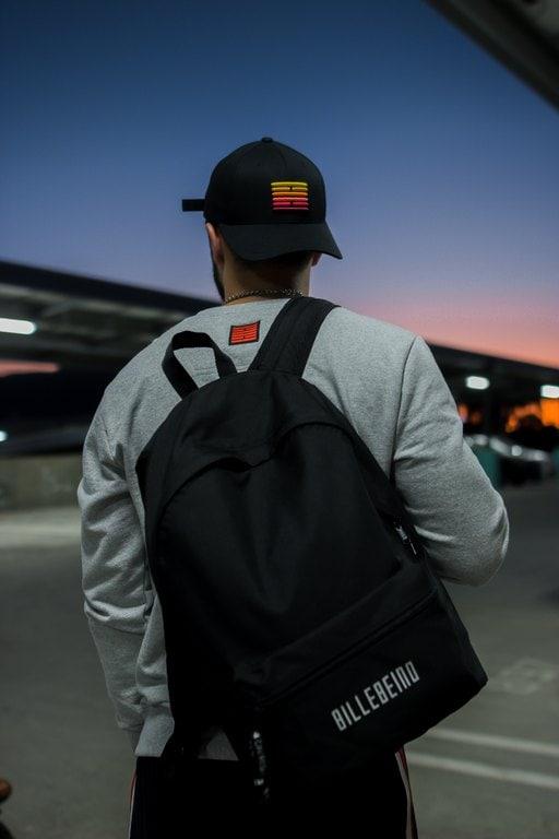 Billebeino Backpack Musta