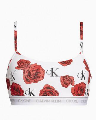Calvin Klein Bralette Charming roses
