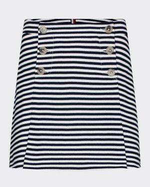 Tommy Hilfiger beehive skirt