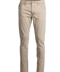 Hansen & Jacob 5Pkt Cut'n Sew Trousers Ruskea