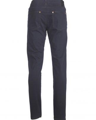 Hansen & Jacob 5Pkt Cut'n Sew Trousers Tummansininen