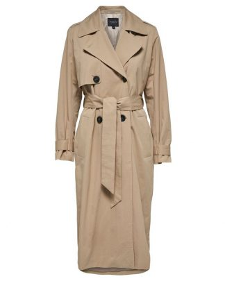 Selected Femme weeky trench