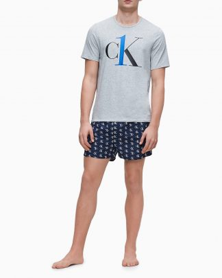 Calvin Klein Lounge T-shirt Grey