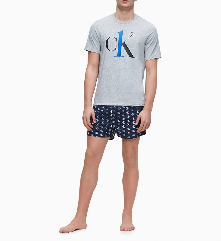Calvin Klein Lounge T-shirt Grey