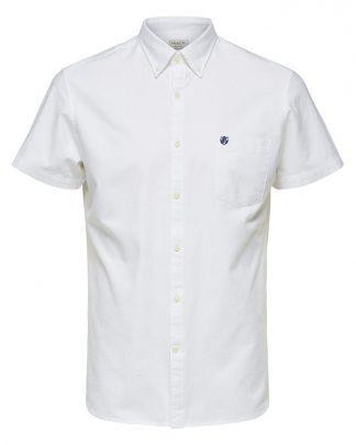 Selected Collect Regular Shirt White