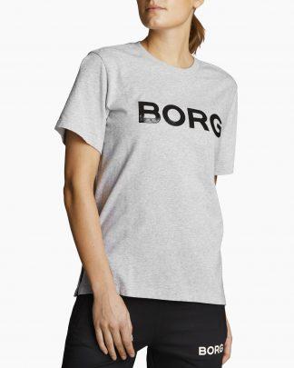 Björn Borg Sport Tee Grey