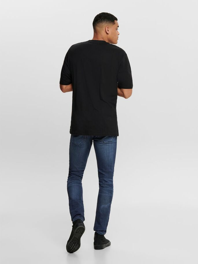 Only & Sons Loom Jeans Blue
