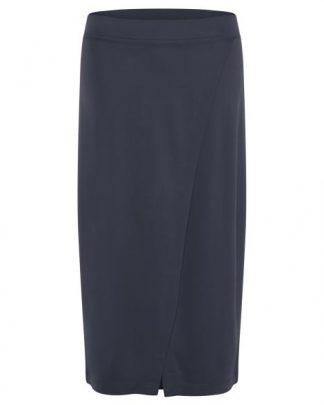 Part Two Carlotta Skirt Dark Blue