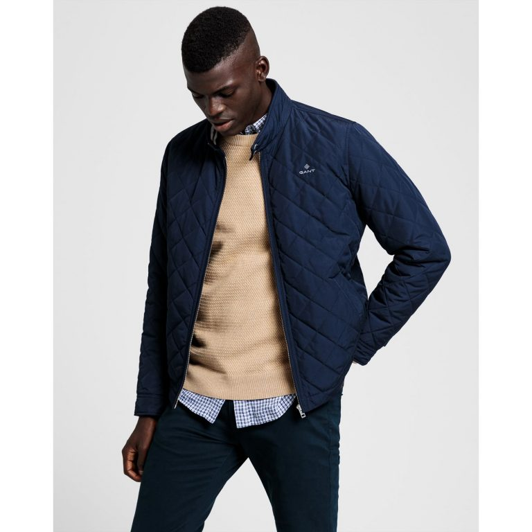 Gant Windcheater Jacket Navy