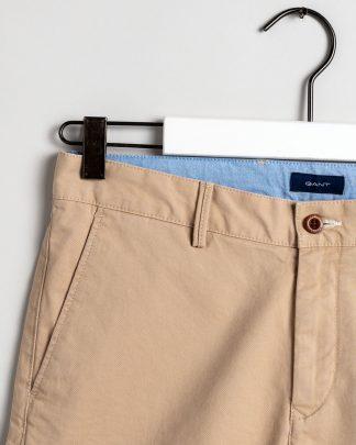 Gant Teens Chino Shorts Sand