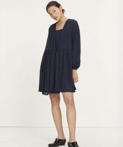 Samsoe&Samsoe Jolie Short Dress Dark Blue
