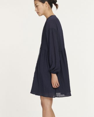 Samsoe&Samsoe Jolie Short Dress Dark Blue