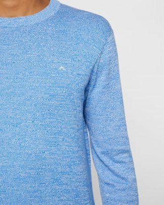 J.Lindeberg Niklas Knitted Sweater Blue