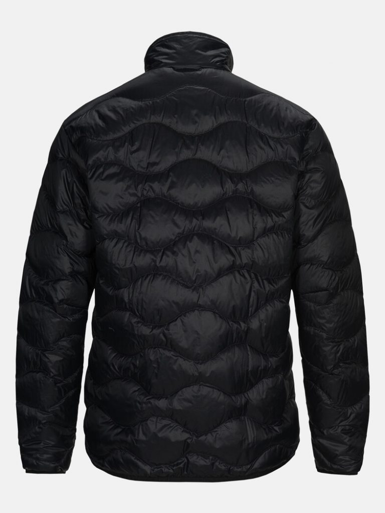 Peak Performance Helium Jacket Black
