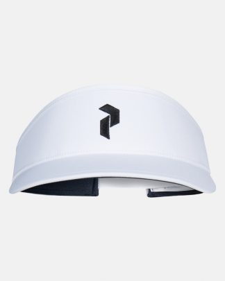 Peak Performance Visor White