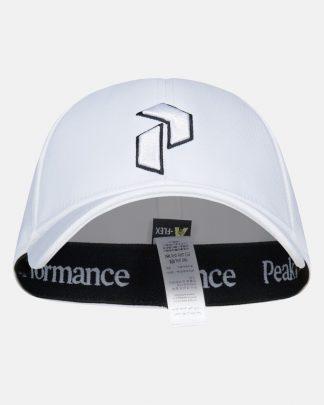 Peak Performance Path Cap White