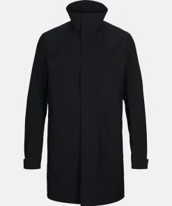 Peak Performance Softshell Coat Black