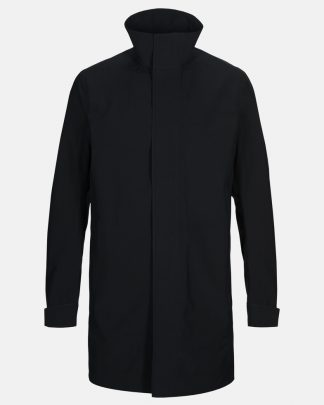 Peak Peformance Softshell Coat Black