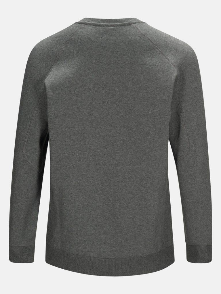 Peak Performance Ground Sweater Grey
