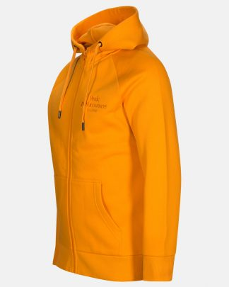 Peak Performance Original Zip Hood Orange