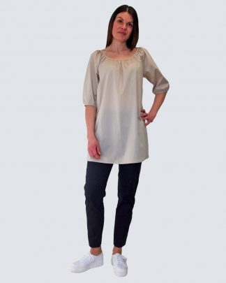 Lille Clothing Sindi Tunic Beige