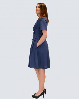 Lille Clothing Sofia Dress Sininen