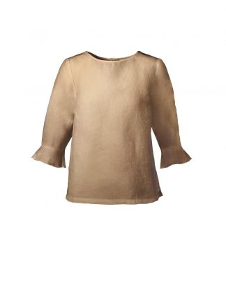 Balmuir Linnea Blouse Almond