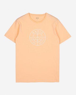 Makia Scope T-shirt Peach
