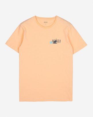Makia Plattis T-shirt Peach