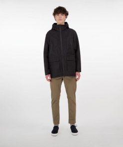 Makia Shelter Jacket 3L Black