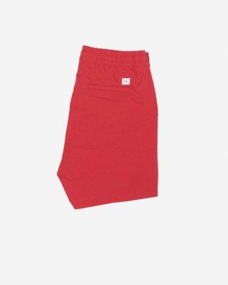 Makia Scope Hybrid Shorts Red