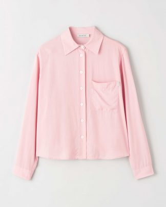 Tiger Jeans Lee 2 Shirt Pink