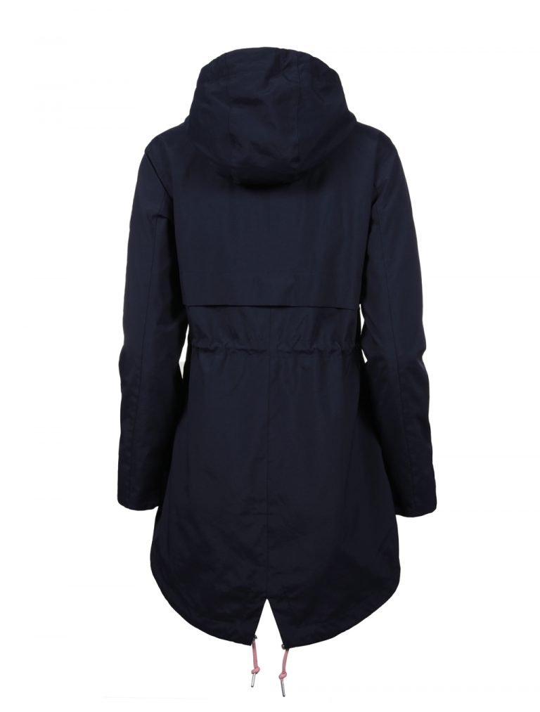 Luoto Loiske Parka Jacket Dark Navy