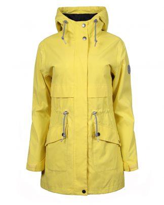 Luoto Loiske Parka yellow