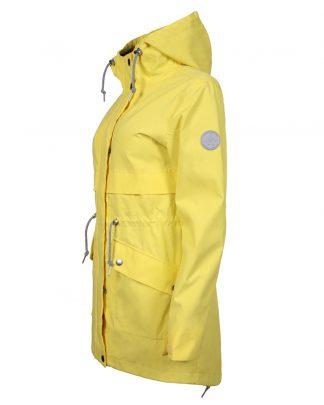 Luoto Loiske Parka Jacket Yellow